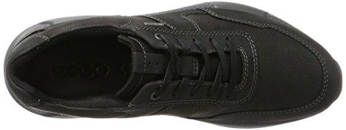 Ecco Luca, Sneakers Basses Homme Noir (Black/black)