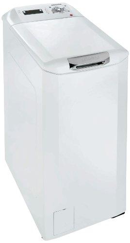 Hoover DYT 6122 D3 Waschmaschine TL / A+++ / 153 kWh/Jahr / 1200 UpM / 6 kg / 8900 L/Jahr / XXL Öffnung /2 Schnell-Waschprogramme / weiß
