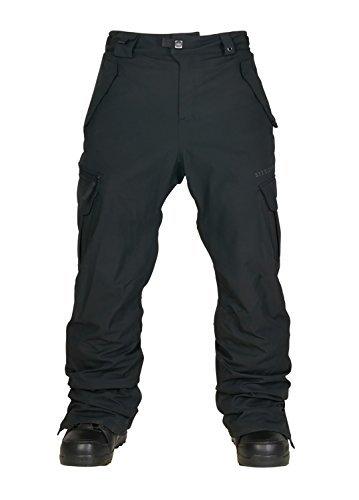686-pantalon-de-ski-snowboard-authentic-smarty-cargo-pt-black-homme-taillem