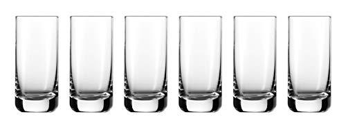 Schott Zwiesel 175500 Bierbecher, Glas, transparent, 6 Einheiten