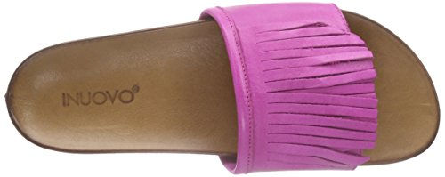 Inuovo 6023, Tongs femme Rose - Pink (FUXIA)
