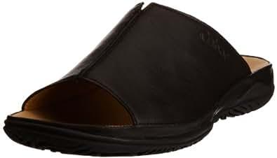 Gabor Women's Idol Black Slides Sandal 2.090.17 4.5 UK