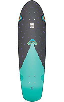 Globe Skateboards Big Blazer Cruiser Skateboard Deck, Aniara