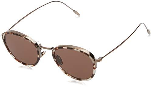 Armani Herren 0AR6068 319973 50 Sonnenbrille, Havana Beige/Brown