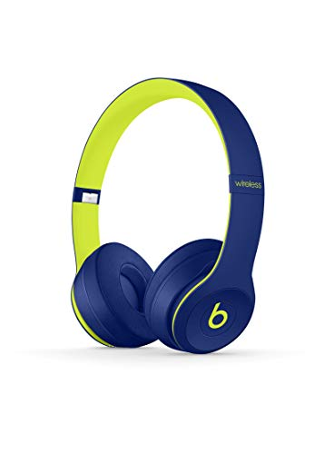 Beats Solo3 Wireless On-Ear Kopfhörer - Beats Pop Collection - Pop Indigo