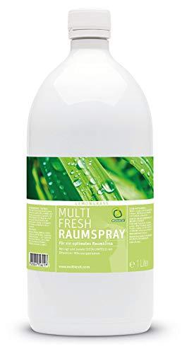 MULTIKRAFT Multi Fresh Spray per Ambienti alla citronella, 1 litro