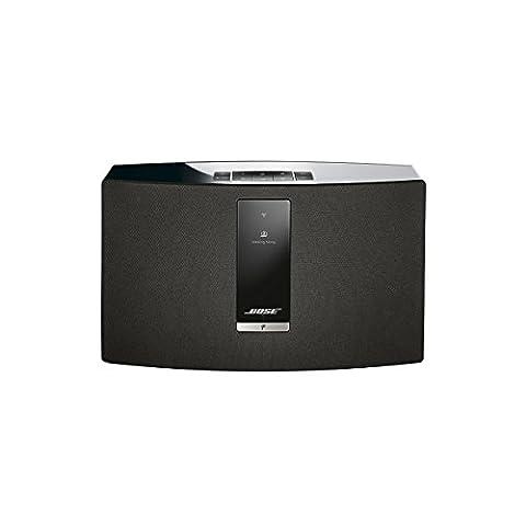 Enceinte sans Fil (Bluetooth/Wi-Fi) Bose SoundTouch 20 Série III - Noir