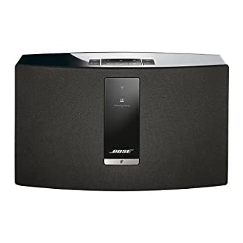 enceinte sans fil bluetooth wi fi bose soundtouch 20. Black Bedroom Furniture Sets. Home Design Ideas