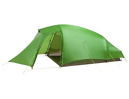 Cress Green (Vaude Hogan SUL XT 2-3P 2-Personen-Zelt, cress Green, One Size)