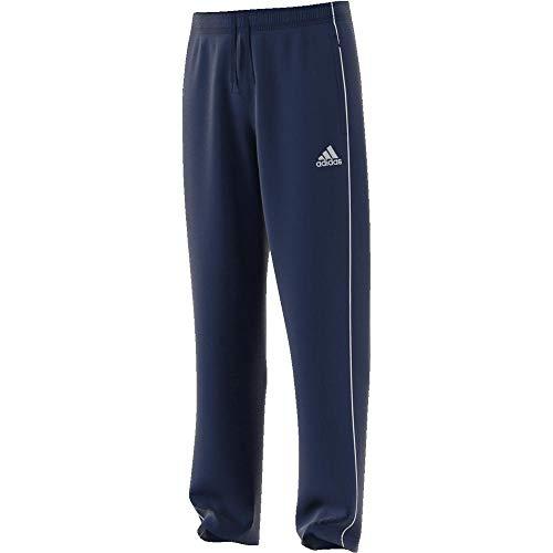 adidas Herren CORE18 PRE Pants Dark Blue/White 3XL