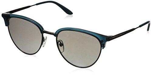 Carrera Gradient Browline/Clubmaster Women's Sunglasses - (CARRERA 117/S RI6 52IC|52|Grey Color) image