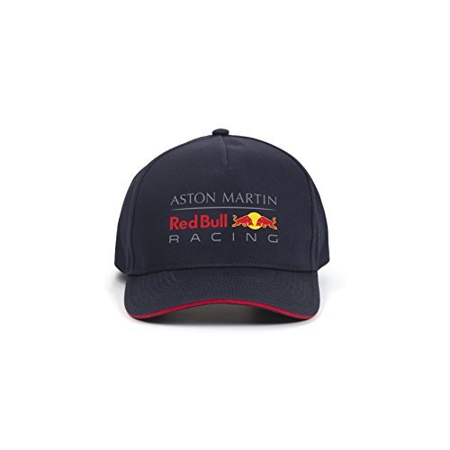 Aston Martin Red Bull Racing F1 Team Gear Kids Cap Snapback 2018