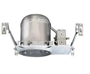 Ic-einbauleuchte (Elco Beleuchtung el770ica 15,2cm luftdicht IC New Konstruktion Gehäuse für LED-Einsätze)