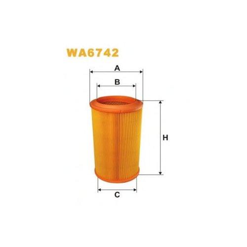 Wix Filters WA6742 Filtro aria