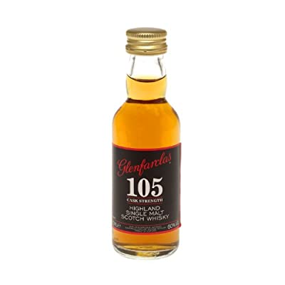 Glenfarclas '105' Single Malt Scotch Whisky 5cl Miniature from Glenfarclas