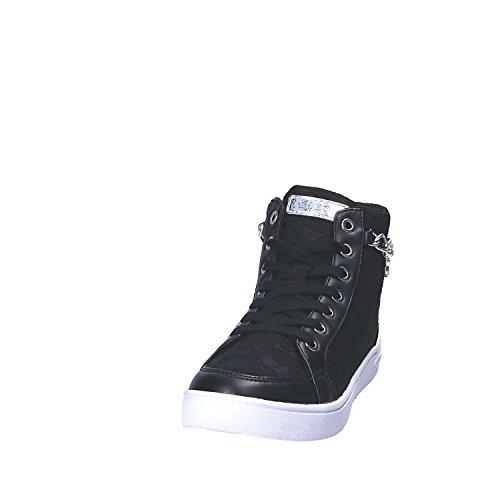 Guess Footwear Active Lady, Sneaker a Collo Alto Donna Nero