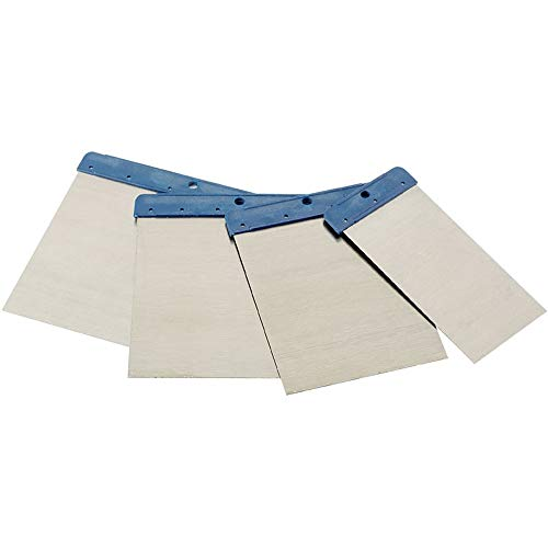 Draper Bfasb Corps Applicateur de remplissage, Bleu, Lot de 4