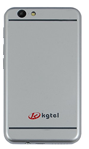 "Surya Kgtel Touch Screen 4"" Dual Sim Mobile Phone in Silver Color"