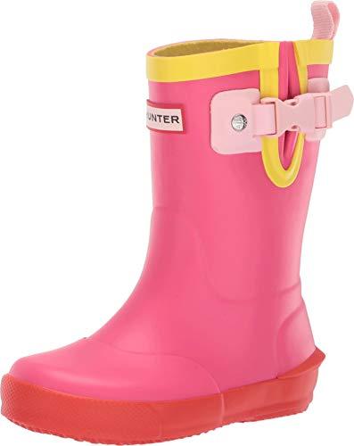 HUNTER Kinder Gummistiefel DAVISON pink 28 -