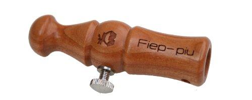 Technoest Lockruf Fiep Piu Blatter - Reclamo y atrayentes para caza, color marrón