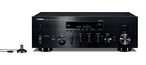 Yamaha RN-803 Hi-Fi Network Stereo Amplifier (140 Watts / CH, Bluetooth, Wi-Fi, MusicCast, AirPlay)