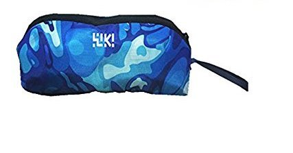 Wildcraft Wiki Polyester Pencil Pouch (Blue)
