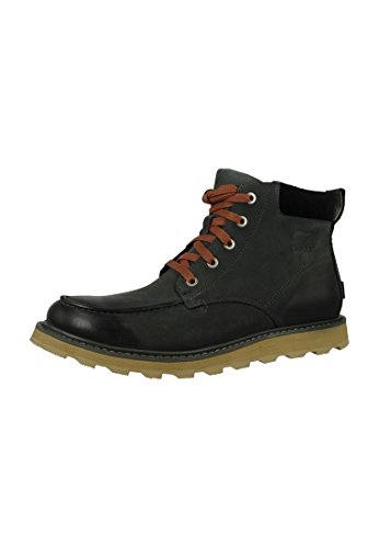 Sorel Herren Boots Madson Moc Toe NM2290 Grill 43 (Moc Schuh Boot Toe)