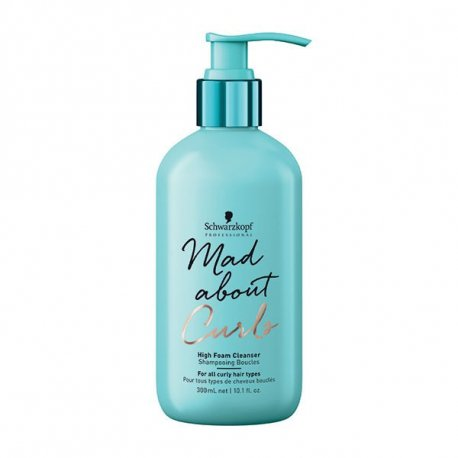 Schwarzkopf Mad About Curls High Foam Cleanser 300 ml -