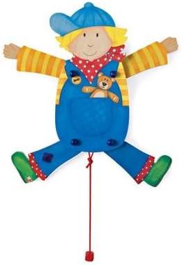 Carnaval Nouvel An, je suis fasciné! Selecta 2067 - Marionette Lollo | Convivial