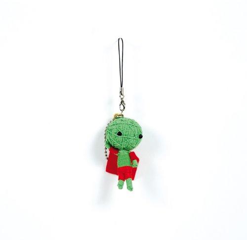 Voodoo/Gag/Gimmick/Hingucker: Handy-/Schlüsselanhänger Vodoodoo-Puppe SUPERKNABE - Humor