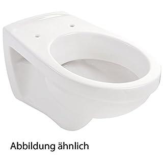 AquaSu 56759 6 Wand-WC, weiß, Tiefspüler