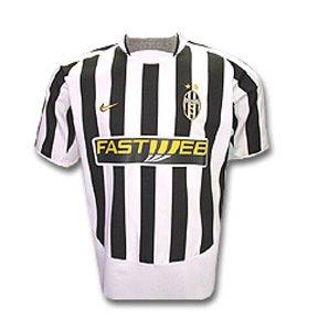 Nike Trikot Juventus Turin Home 2003/2004 (XXL)