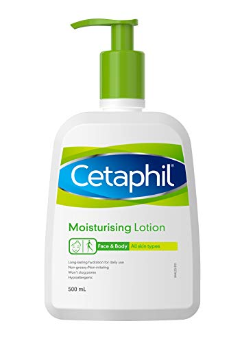 Cetaphil Moisturising Lotion, 500ml