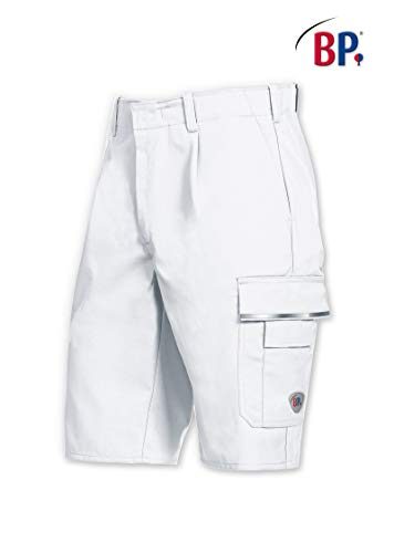 BP Work & Wash Short-Gr:54n,weiß -