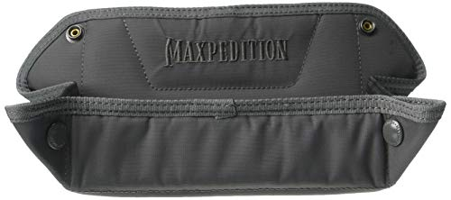 Maxpedition AGR Advanced Gear Research FTV Folding Travel Valet Tray, Gray -