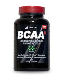 BCAA - iSatori - Aminoacidi Ramificati 400cps