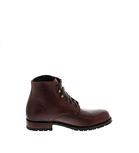 Sendra boots 10604 statuette schnürstiefel bottes marron Marron