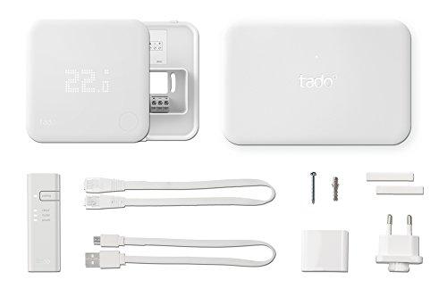 tado° Smartes Thermostat Starter Kit für Einfamilienhäuser mit eigener Heizungsanlage (v3) – intelligente Heizungssteuerung per Smartphone - 6