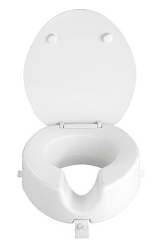 Wenko Fix-Clip Hygienebefestigung, Easy-Close-Absenkautomatik
