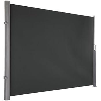 vanvilla senkrechtmarkise sichtschutz sonnenschutz balkon aluminiumkassette markise. Black Bedroom Furniture Sets. Home Design Ideas