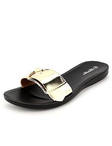 Cendriyon Sandale Bello Star Chaussures Femme Doré