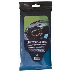 Superclean 020041 Sachet 20 Lingettes Plastique Spécial