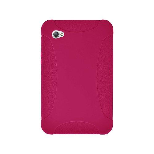 Amzer Silikonhülle, für Samsung Galaxy Tab GT-P1000, Pink
