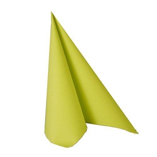 250-tovaglioli-di-alta-qualita-royal-collection-1-4-c-40-cm-x-40-cm-verde-lime-verde-chiaro