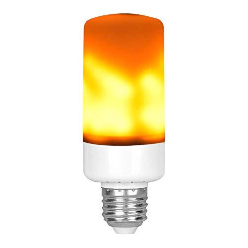 Cozywind Flackernde Glühbirne LED Flamme Glühbirne E27 LED Feuer Lampe Flammeneffekt Simulation Flackerlicht Flamme Lichter Dekorative Atmosphäre Licht für Bar, Haus, Festival, Party, Hochzeit -