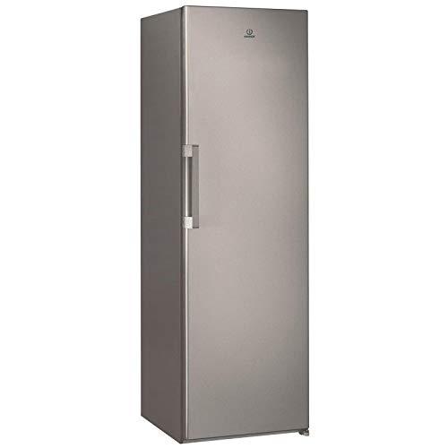 Indesit SI6 1 S Autonome 322L A+ Gris réfrigérateur - réfrigérateurs (Autonome, Gris, Droite, 90°, Verre, 322 L)
