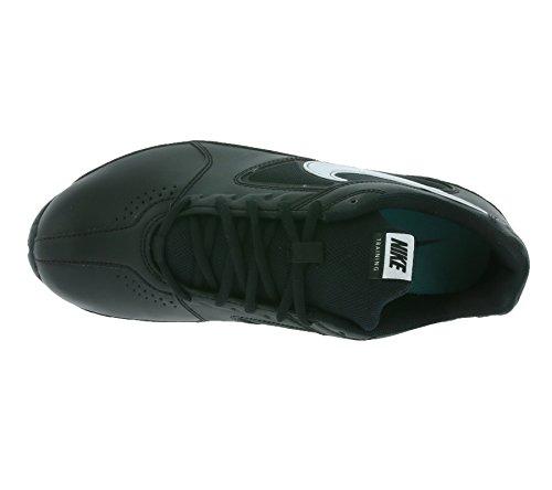 Nike Herren Air Affect Vi Sl Sneaker, Schwarz, 44.5 EU Schwarz / Silber (Schwarz / Metallic Silber-Catalina)