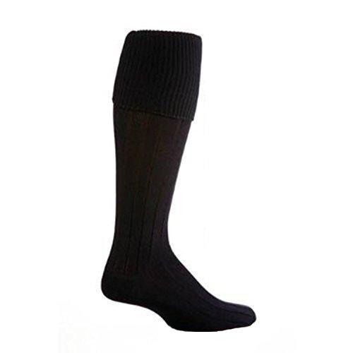 Mens Boys Girls Long Peter Shilton Plain Football Rugby Hockey Socks 5 Colours