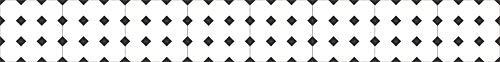 Creme Bodenfliese (KLMWDDBT Fliesenaufkleber Kreative Moderne, Einfache Schwarz-weiße Badezimmer Küche Schlafzimmer Dekorative Rutschfeste Bodenfliesen Aufkleber Wall Sticker Selbstklebend 20x500cm HB-002)
