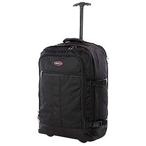 31f qiaHDbL. SS300  - CABIN GO cod. MAX 5520 trolley - Mochila para equipaje de mano/cabina de viaje liviana. - 55 x 40 x 20 cm, 44 litros…